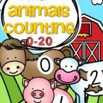 Farm Animals Counting to 20
