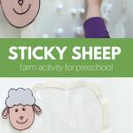 Sticky Sheep Activity