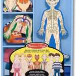 Magnetic Human Body Dress Up Doll