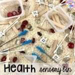 Healthy Sensory Bin