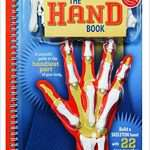 The Hand Book With Build-able Skeleton Hand