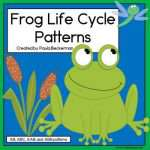Frog Patterns Math Worksheets