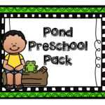 Pond Preschool Pack