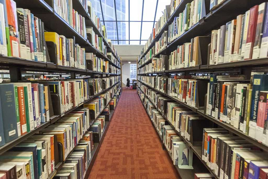 Free Homeschool Books at Library