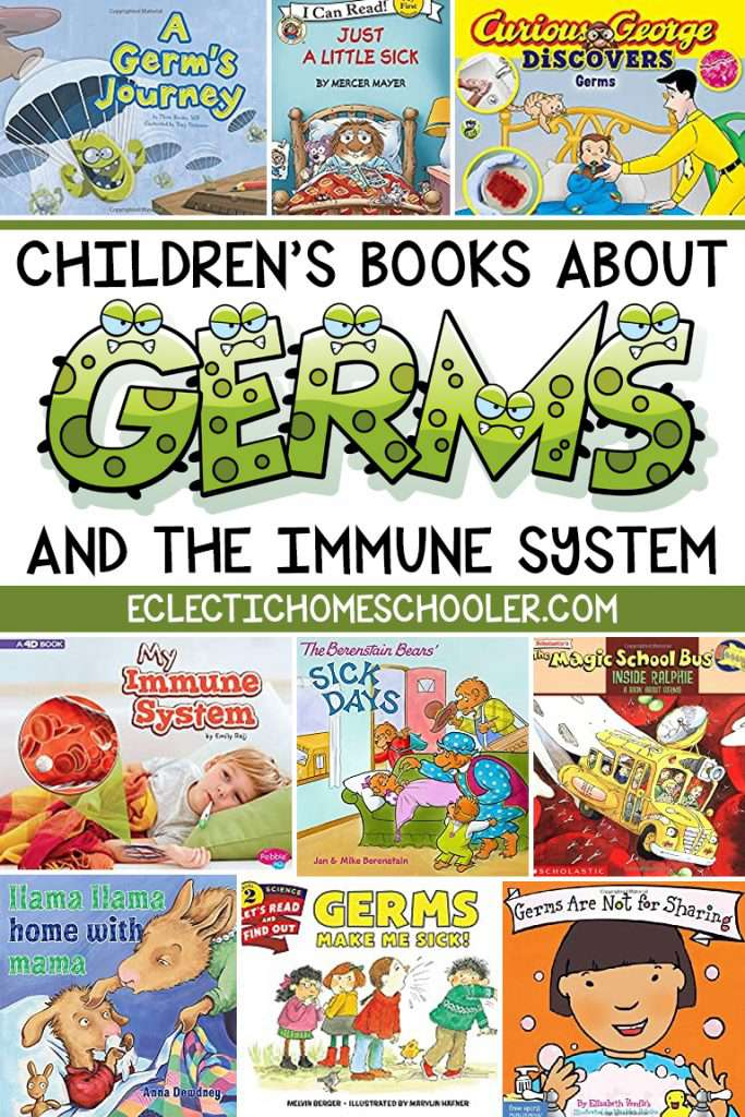 Children's Books About Germs and the Immune System