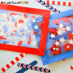 Patriotic Sun-Catcher Craft